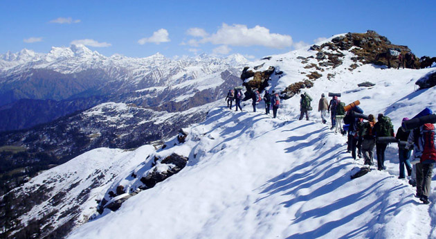 Har Ki Dun Trek, Uttarakhand