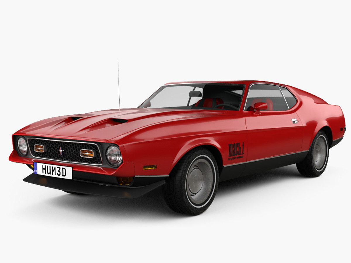 The muscle Bond Car