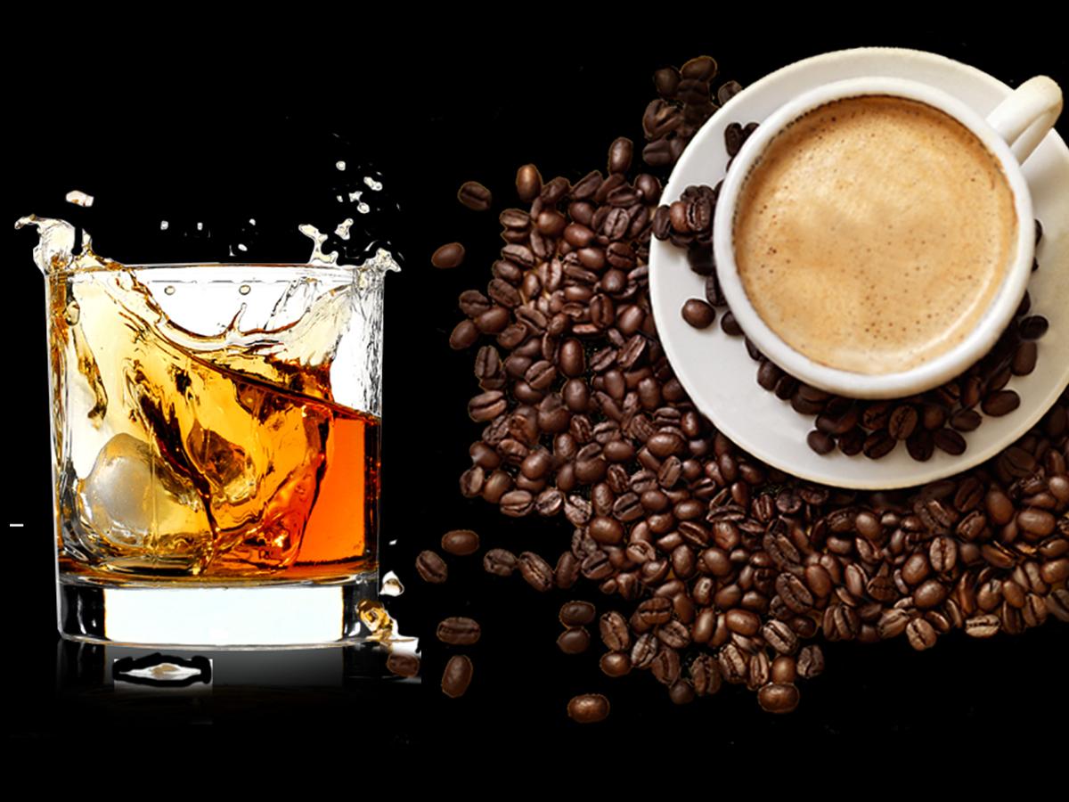 No To Caffeine and Alcohol