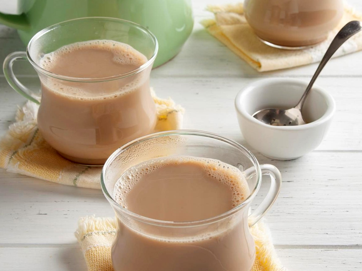 Avoiding Tea In Between Meals