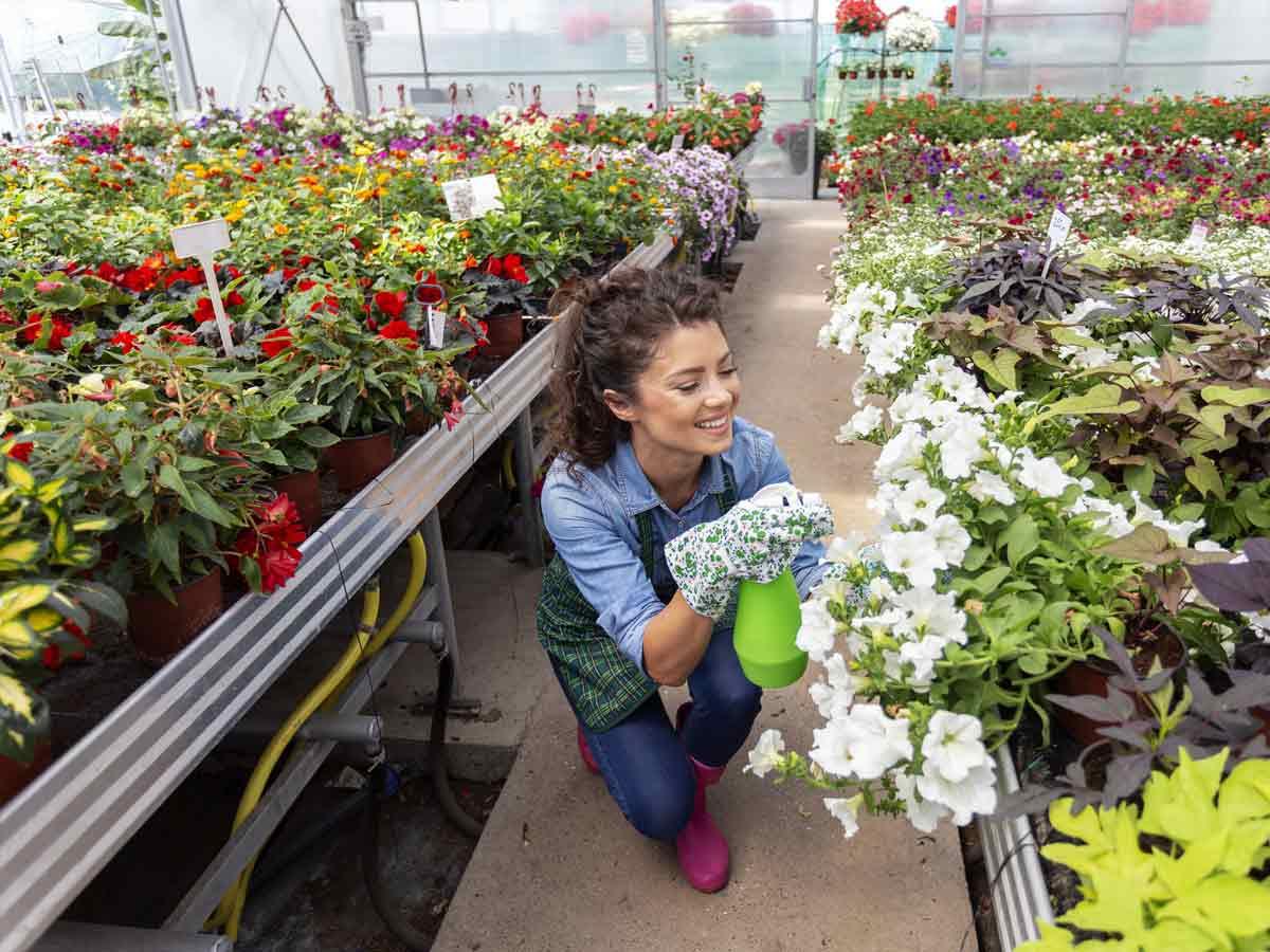 Floriculturist
