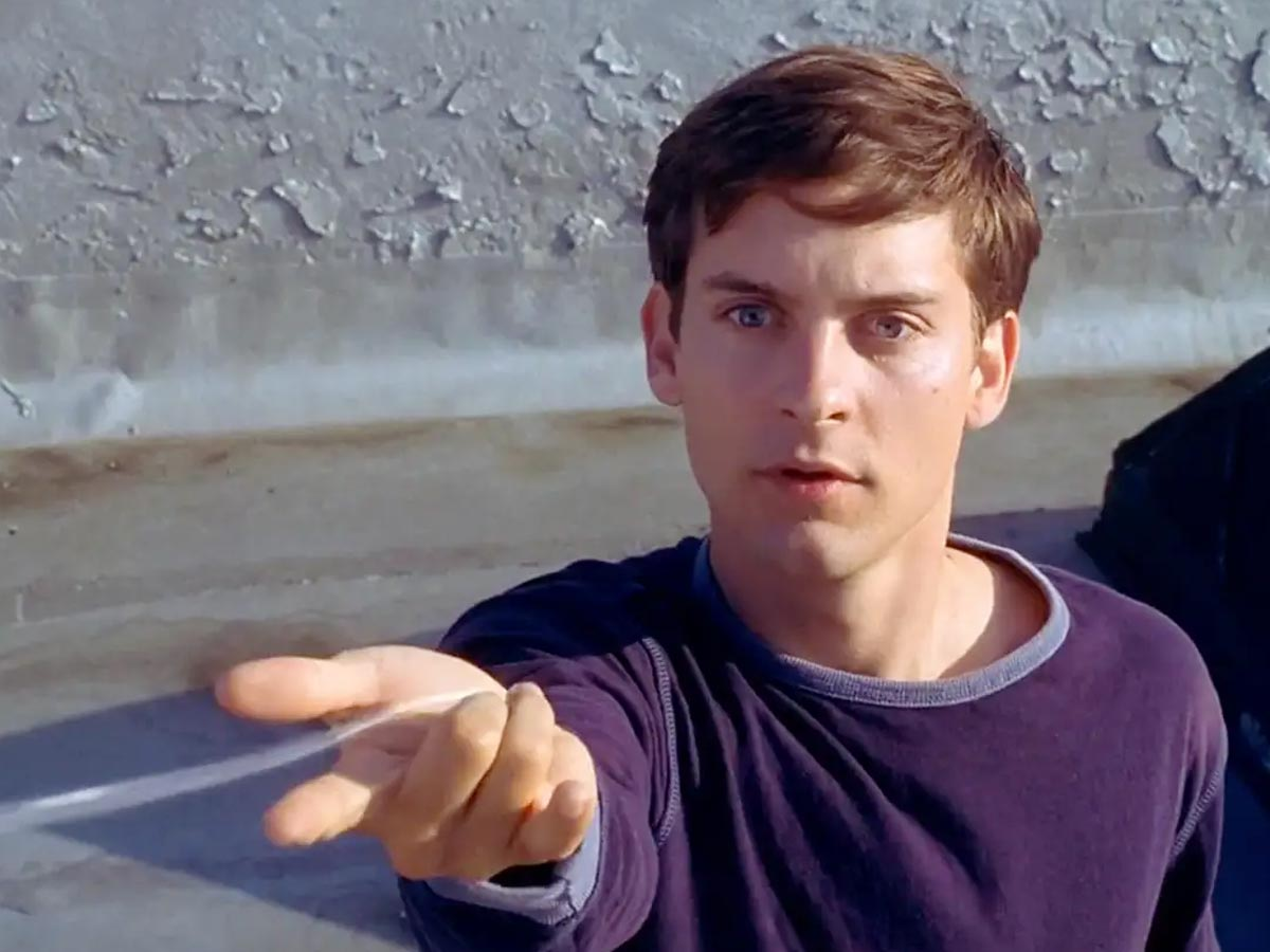 Toby maguire spiderman