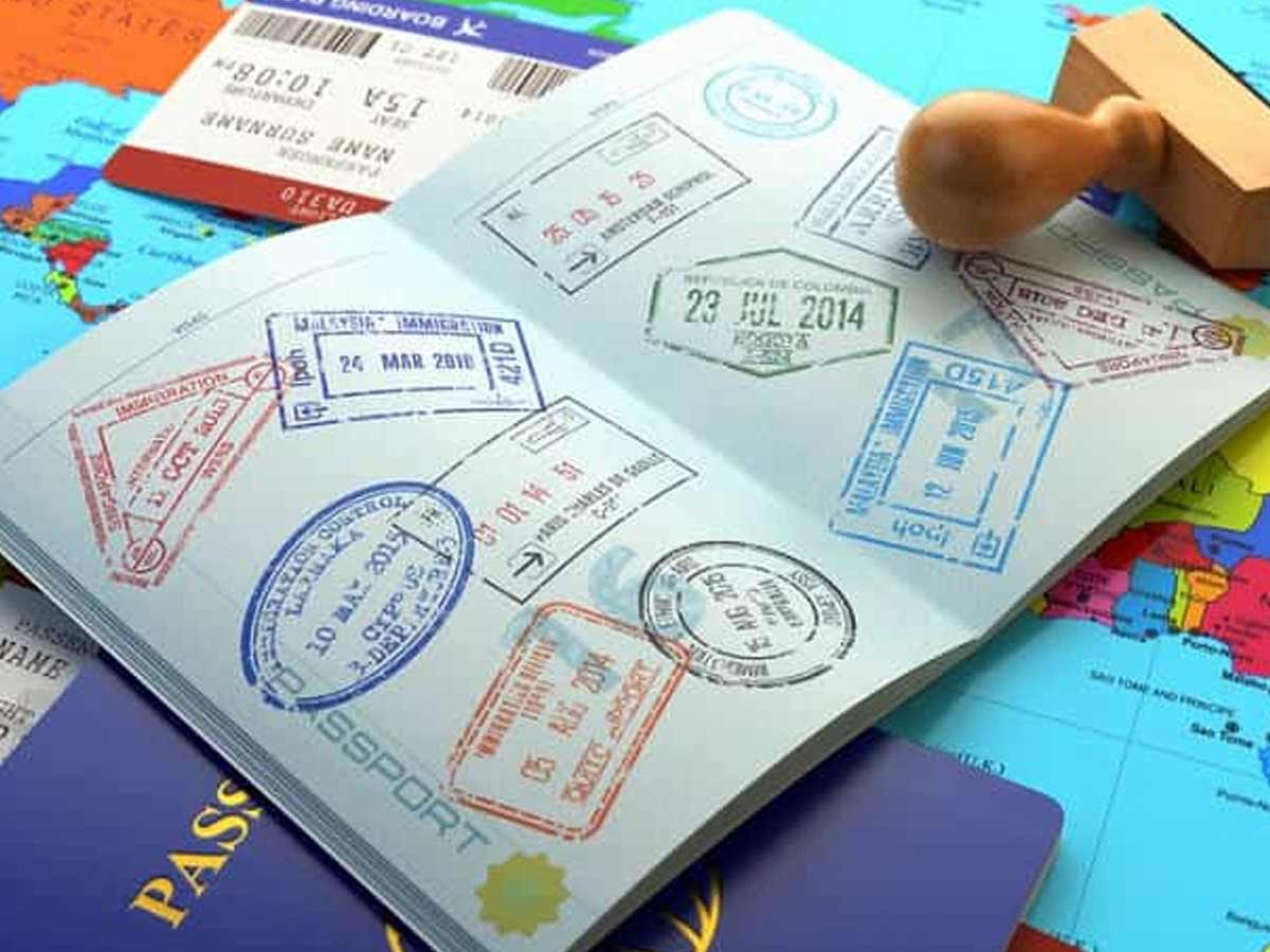 Visa to be complete