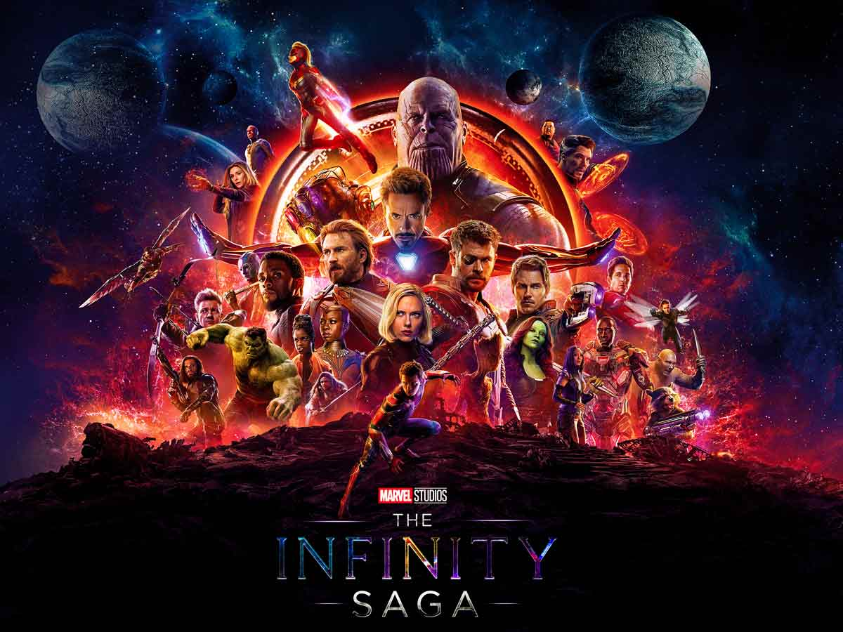 infinty saga