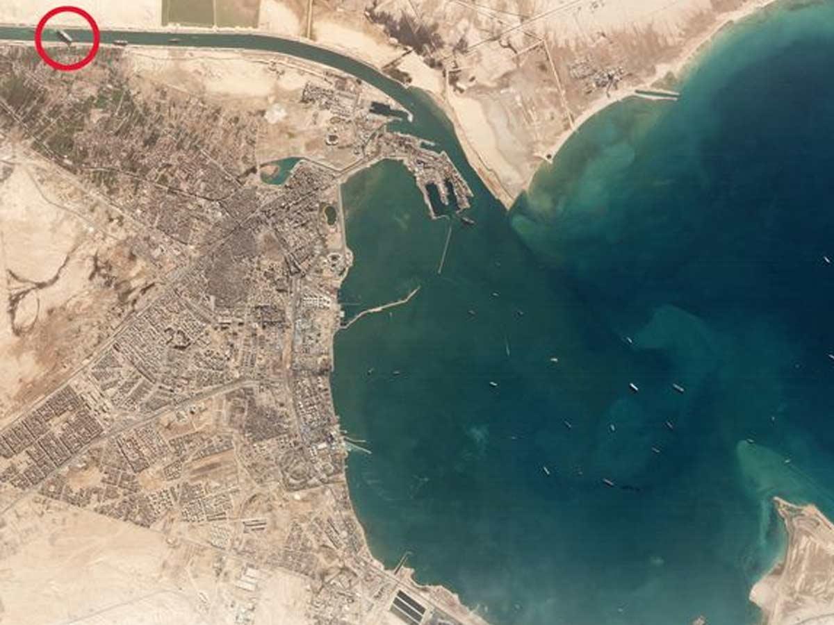 Suez Canal important