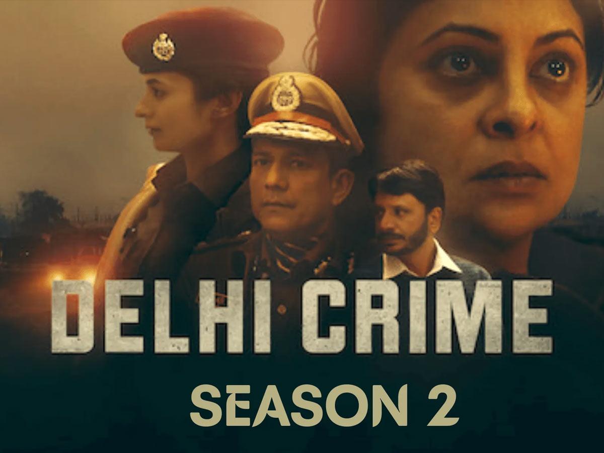 delhi crime season 2