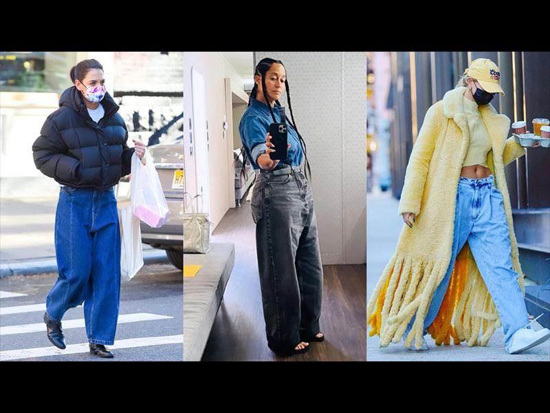 baggy jeans fashion