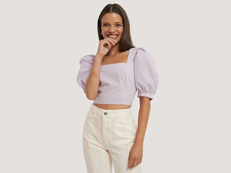puff sleeves fashion