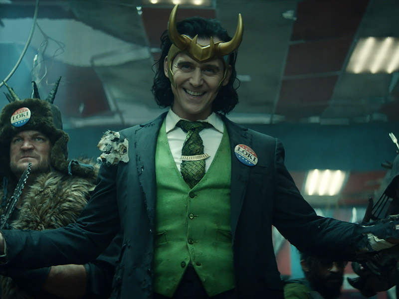 Loki, the Oppressor