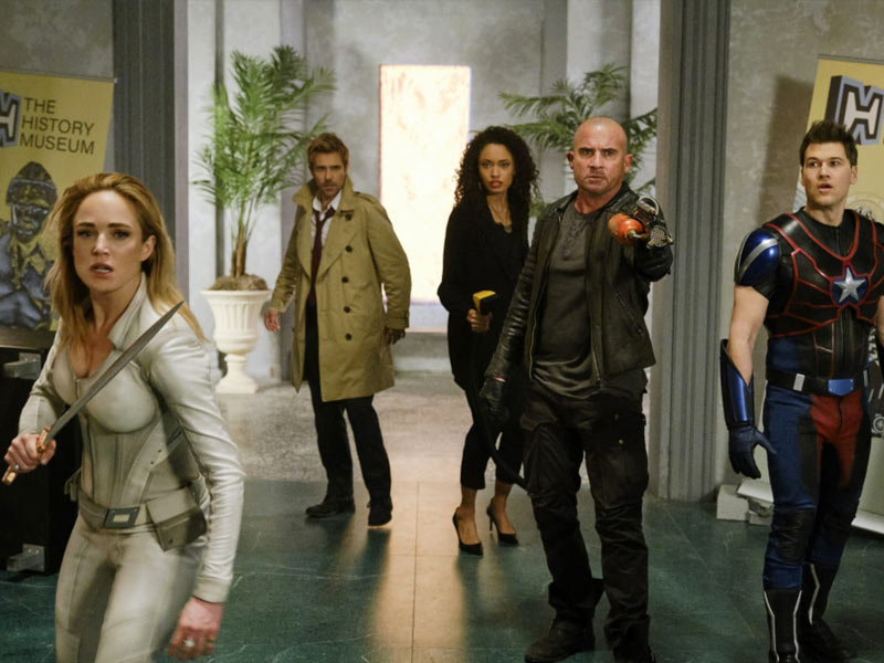 DC's Legends of Tomorrow Season 6 Episode 7