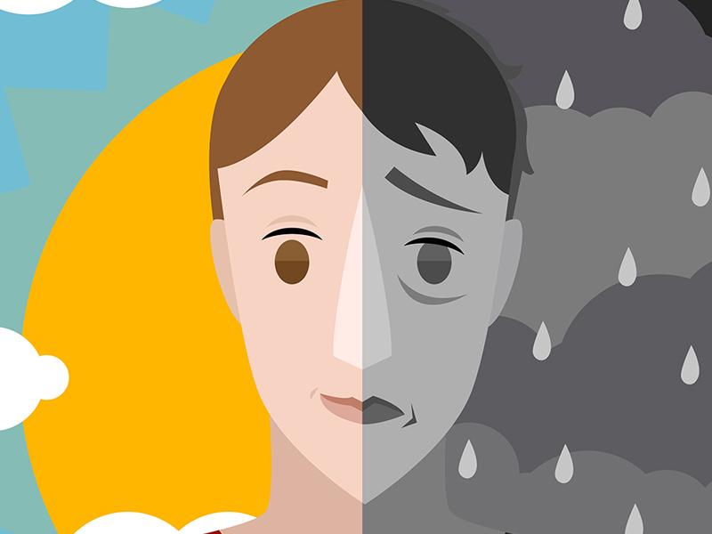 anxiety, mood disorders