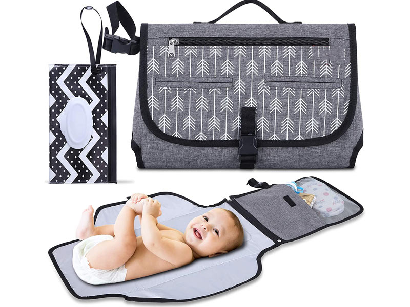 portable diaper changing