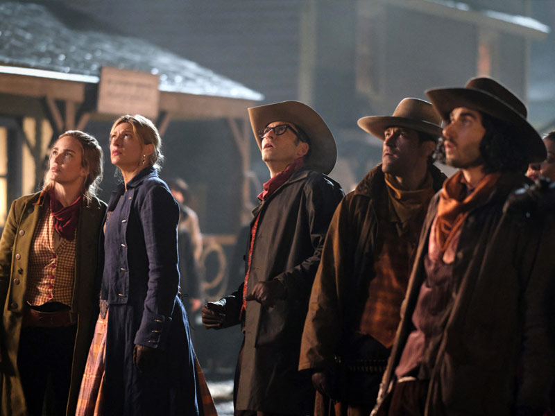 Legends of Tomorrow S 6 Ep 9