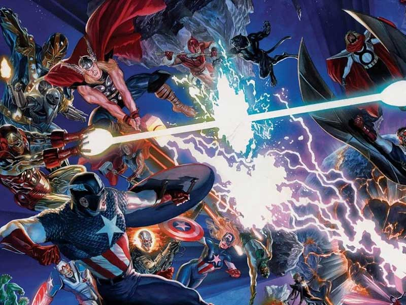 multiverse in marvel comics