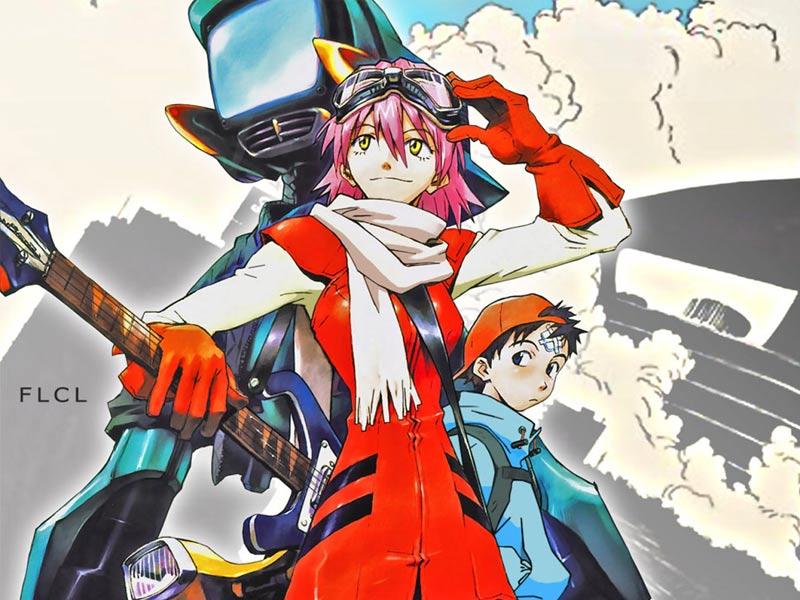 FLCL anime