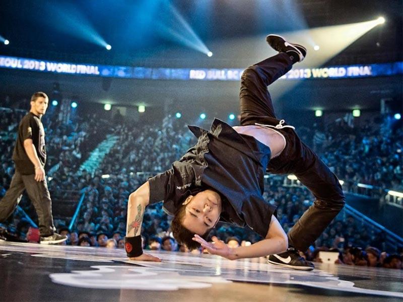 breakdancing south korea