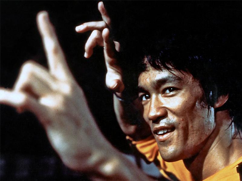 bruce lee, best martial artists