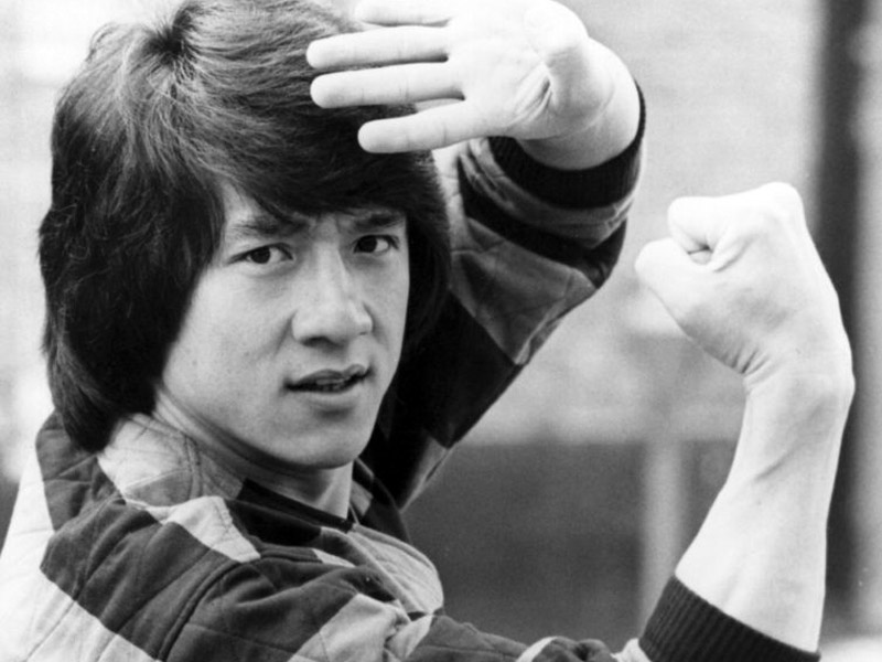 jackie chan, best martial artists