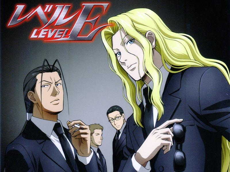 level E anime