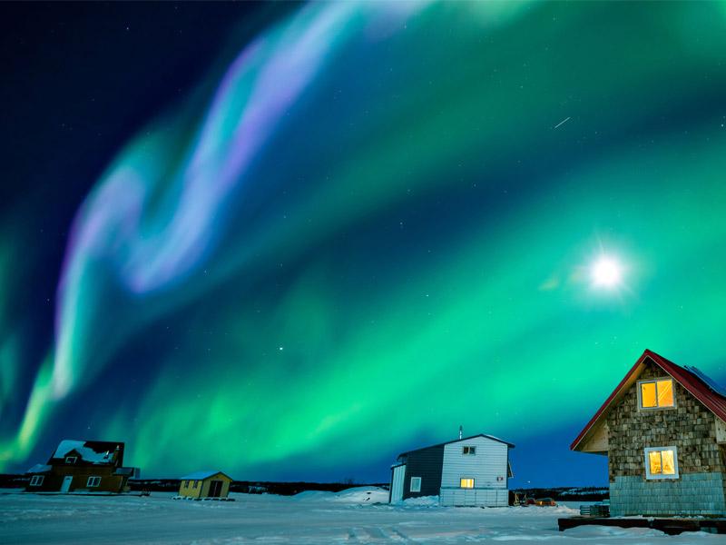 northern lights real