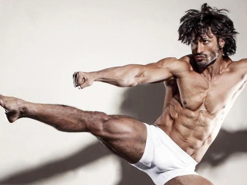 vidyut jamwal, best martial artists