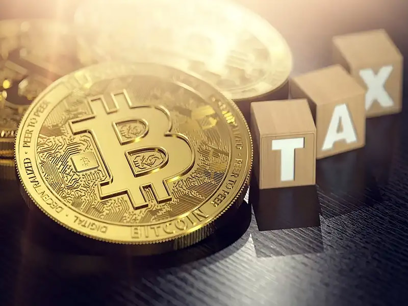 tax on cryptocurrency