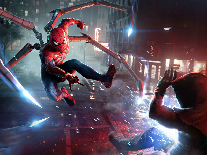 Spiderman 2 game, Spiderman ps4