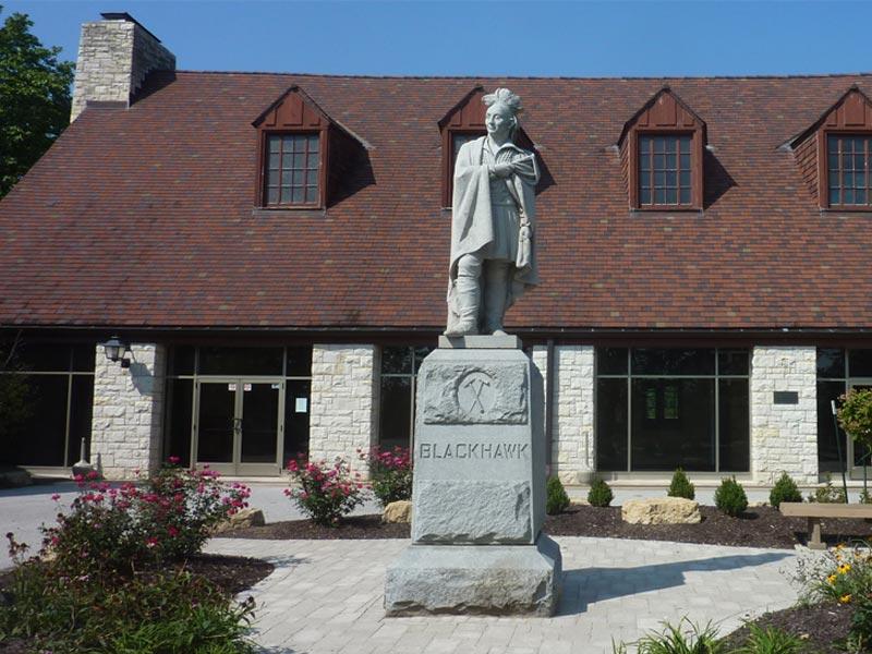 Black hawk state historic site