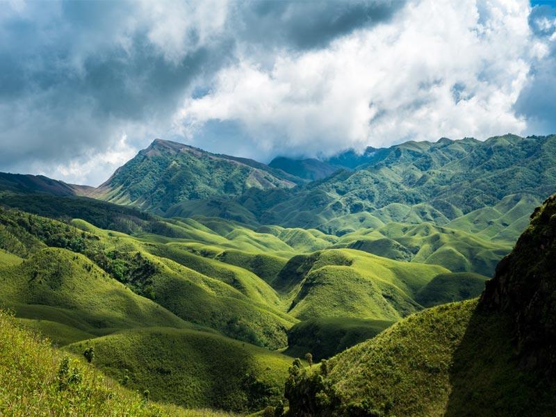 dzukho valley