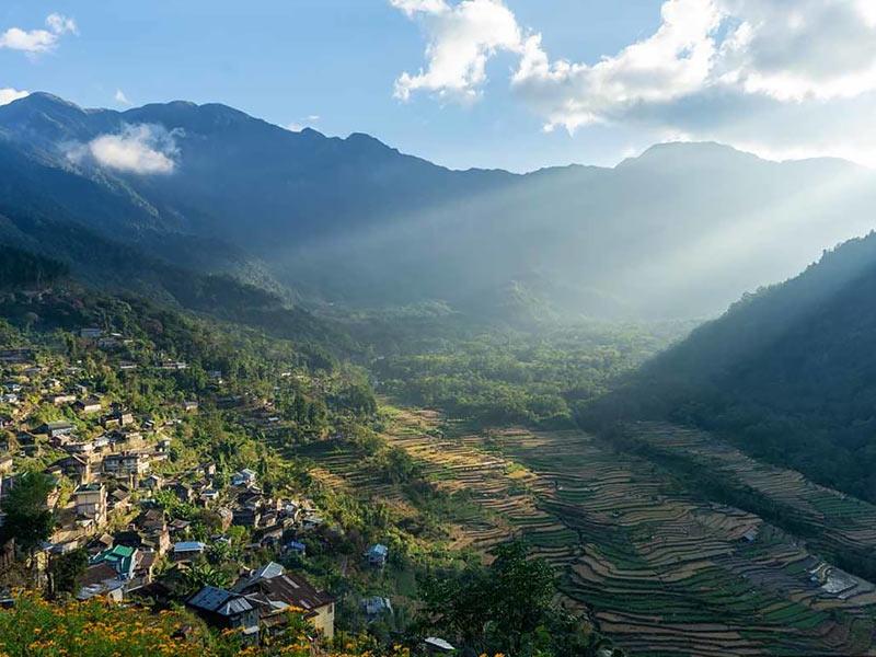 khonoma green valley