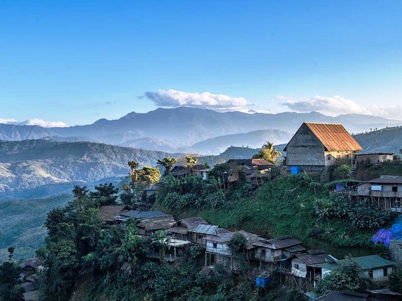mon, Nagaland tourist places