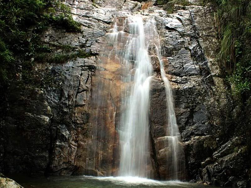 rudradhari waterfalls