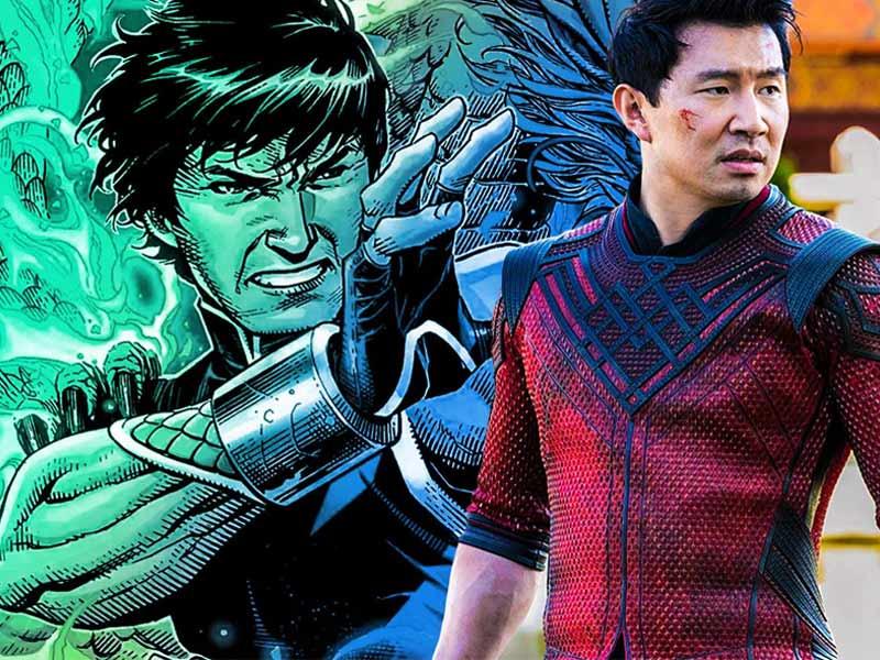 shang chi comic comparison