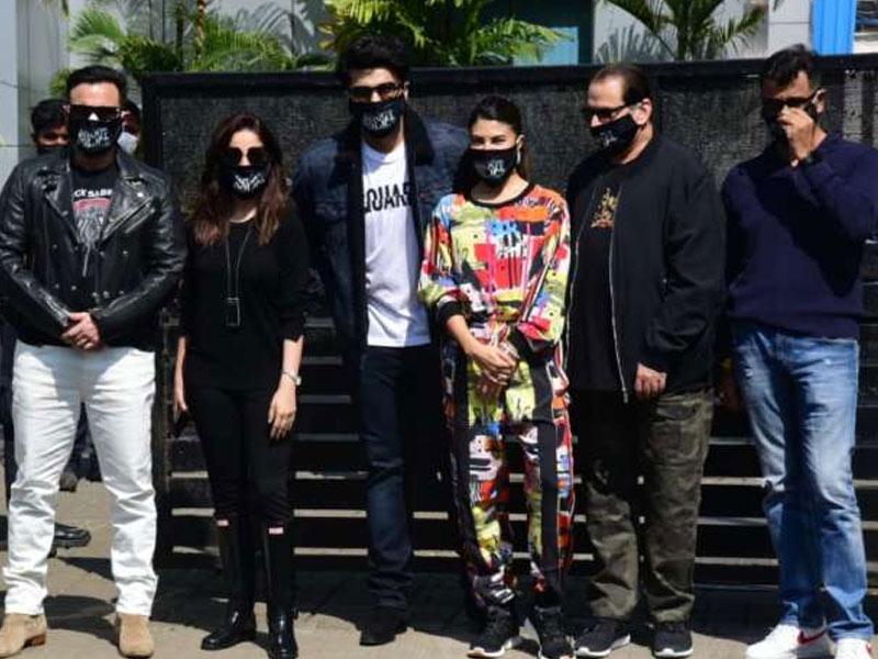 bhoot police cast