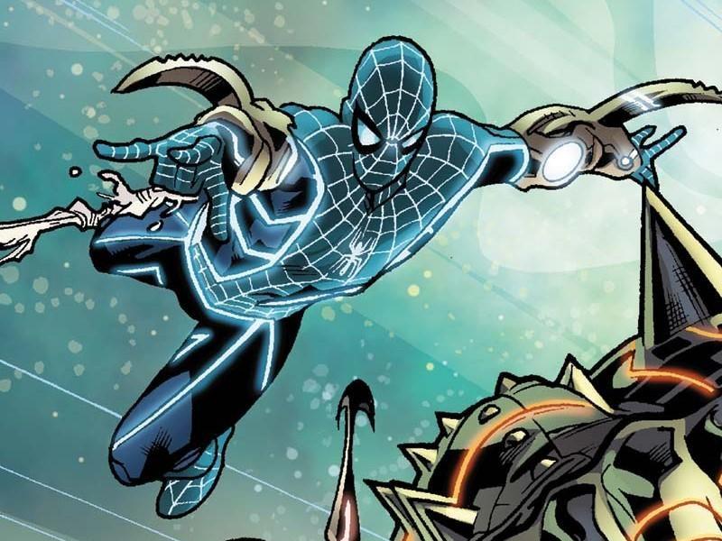 fear itself spider man