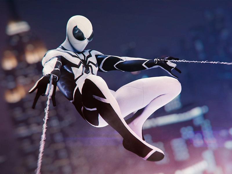 future foundation spider man